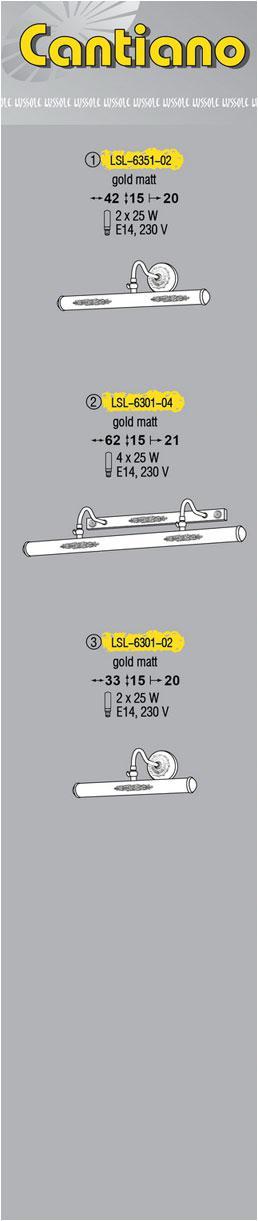 Технические характеристики светильника LSP-0032