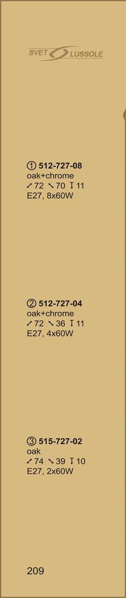 Технические характеристики светильника 512-727-04 velante
