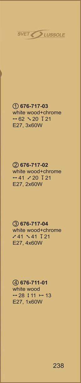 Технические характеристики светильника 676-717-03 velante