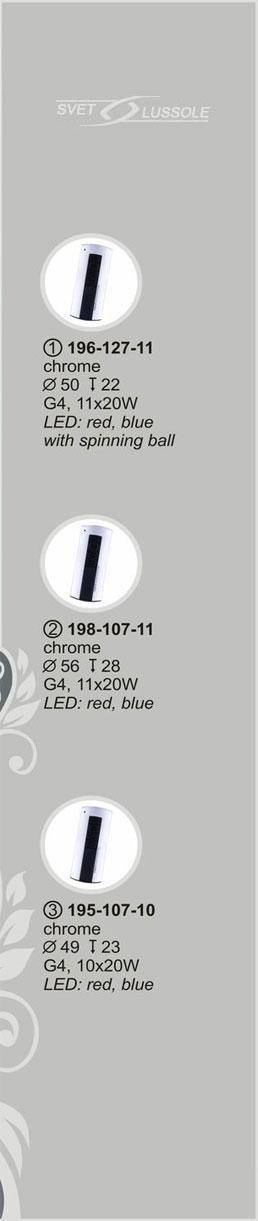 Технические характеристики светильника 198-107-11 velante