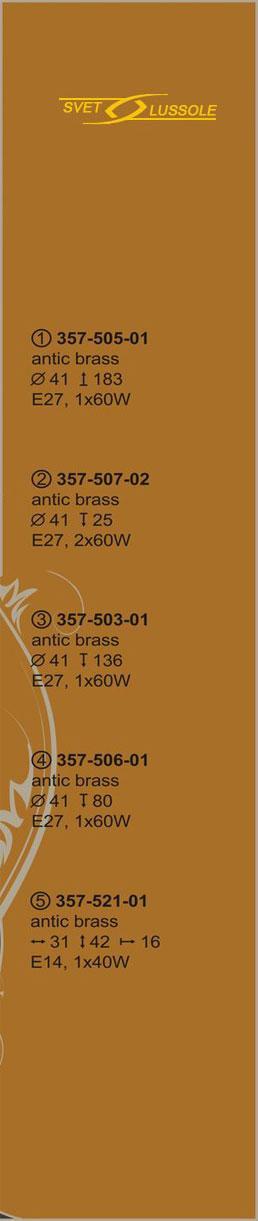 Технические характеристики светильника 357-503-01_velante