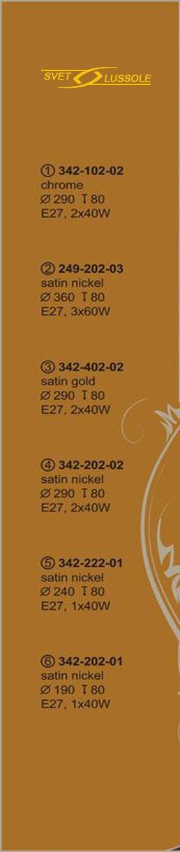 Технические характеристики светильника 342-202-02_velante