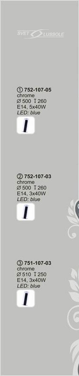 Технические характеристики светильника 752-107-03 velante